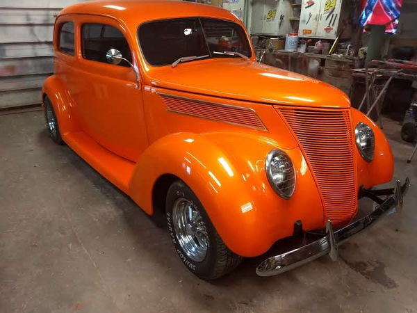 1937 FORD DELUXE  for Sale $34,949