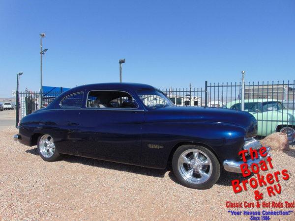 1950  mercury   Custom 2 Door  for Sale $79,995