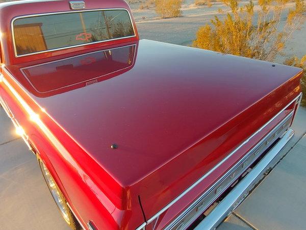 1972 Chevrolet C10  for Sale $74,500