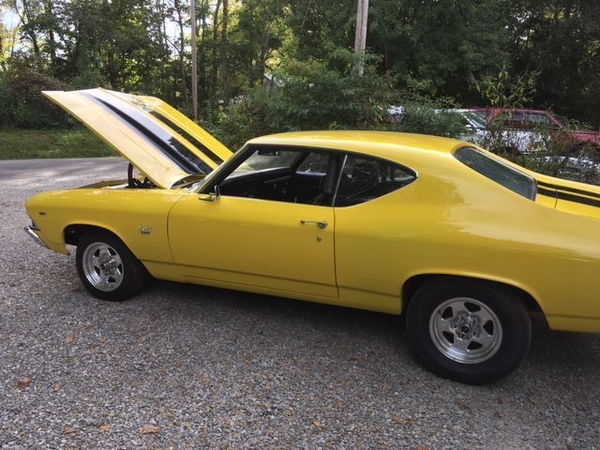 1969 CHEVROLET CHEVELLE  for Sale $39,949
