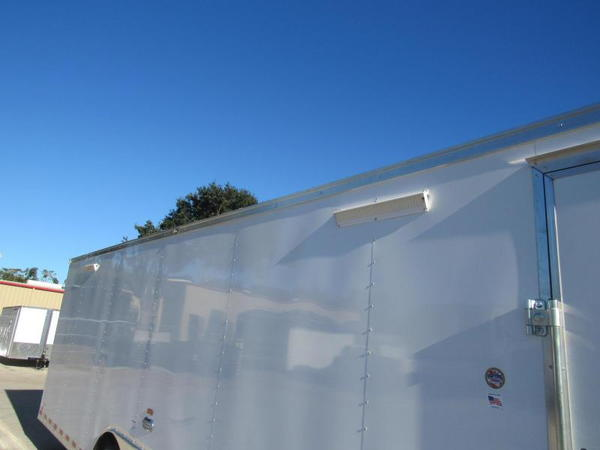 2021 Continental Cargo 28ft Enclosed Car / Racing Trailer  for Sale $16,999
