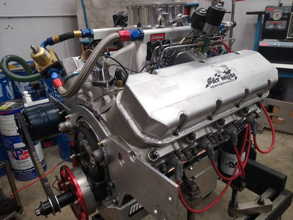 MUSI 565 / 1000HP  for Sale $25,000