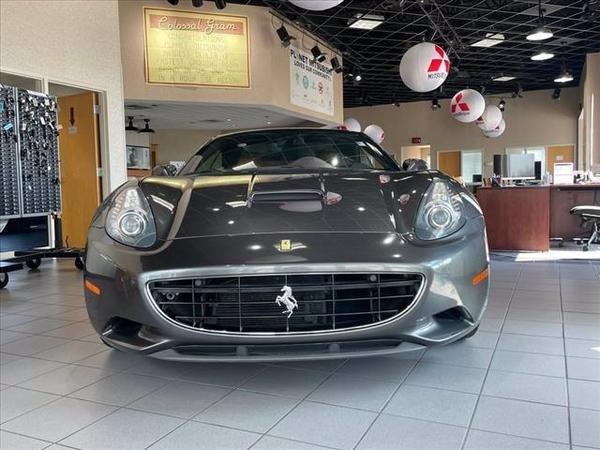 2012 Ferrari California  for Sale $99,000