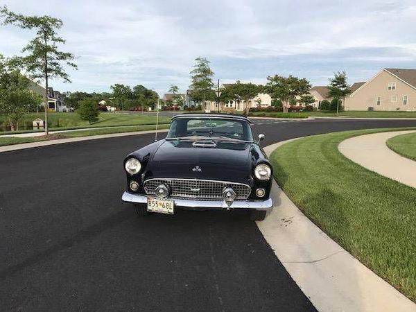 1955 FORD THUNDERBIRD  for Sale $34,999