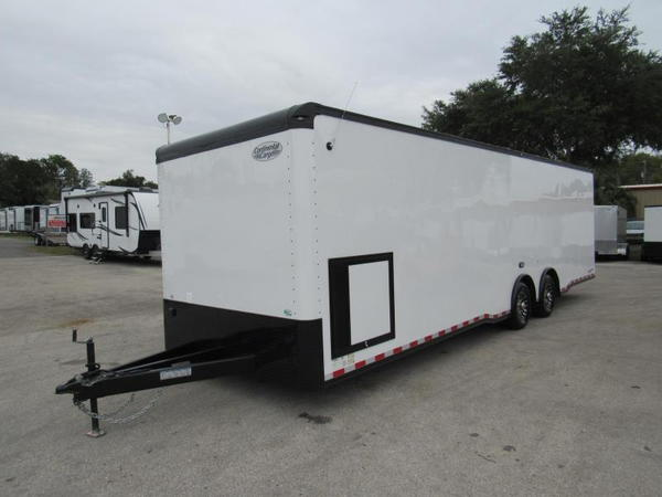2020 Continental Cargo 30ft Blackout Package Car / Racing Tr  for Sale $17,799