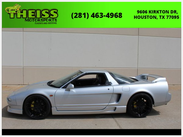 1991 Honda NSX  for Sale $42,000