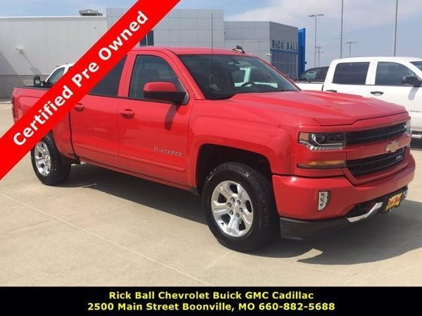 2018 Chevrolet Silverado 1500  for Sale $43,297