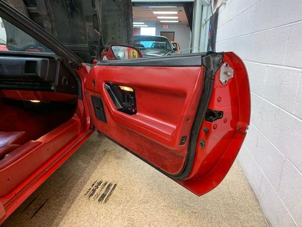 1986 Chevrolet Corvette  for Sale $7,500