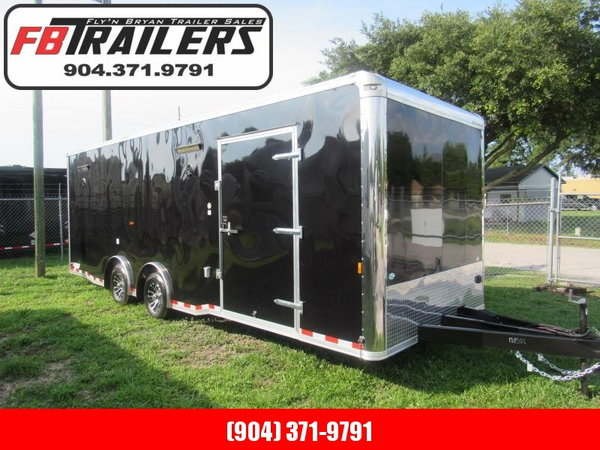 2021 Continental Cargo 24ft Car / Racing Trailer  for Sale $19,999
