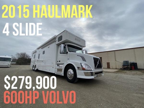 2015 Haulmark Edge  for Sale $279,900