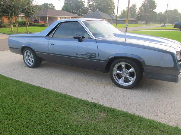 1983 Chevrolet El Camino  for Sale $18,900