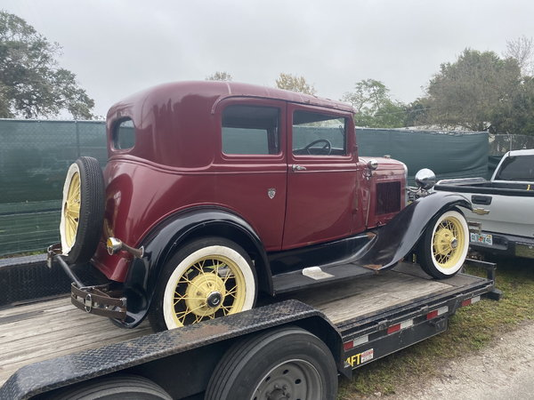 1931 Model A Vicky Hot Rod or Restore