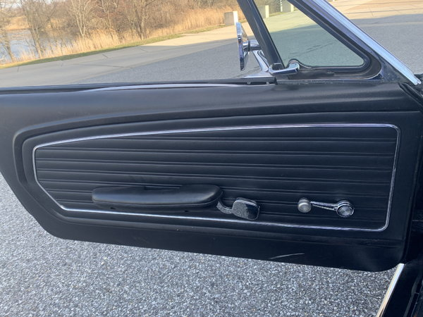 1968 Ford Mustang  for Sale $63,900