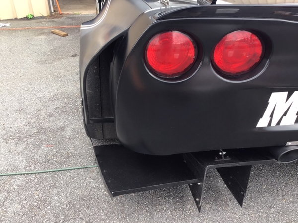 MTI Racing BADDEST C6R Track Car in the land  for Sale $125,000