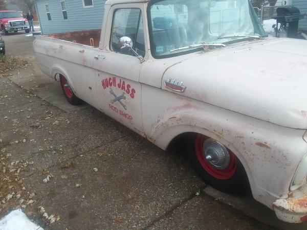 F-100 Ford  for Sale $10,500