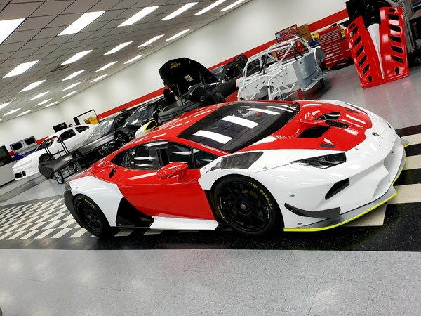 2016 Lamborghini Huracan Super Trofeo EVO  for Sale $169,900