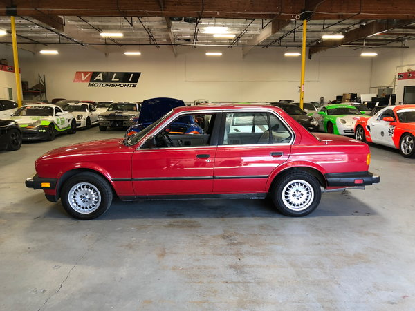1985 BMW 325e  for Sale $10,000