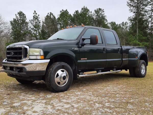 2003 Ford F350 Super Duty FX4  for Sale $13,500