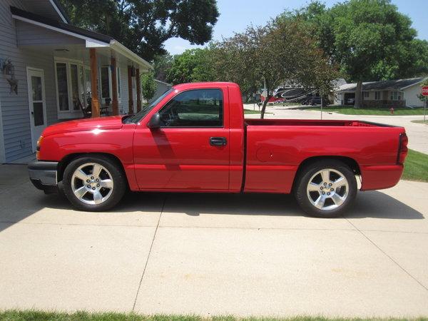 2006 Chevrolet Silverado 1500  for Sale $8,900