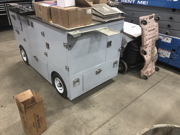 Nitro Mfg Pit Box  for Sale $5,000