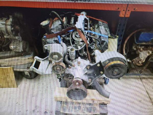 5.0 Mustang Engine  for Sale $400