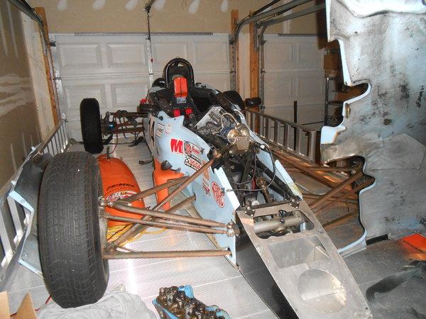 Delux Racing Package! 93 Van Diemen Formula Ford  for Sale $19,999