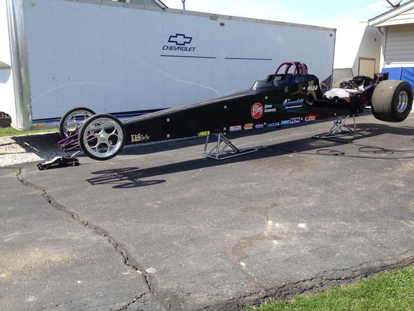 """235"""" Turn Key Dragster  for Sale $26,000"""