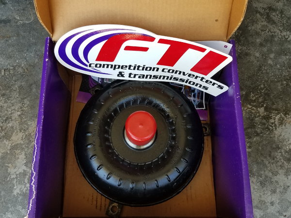 FTI 8 inch  for Sale $500