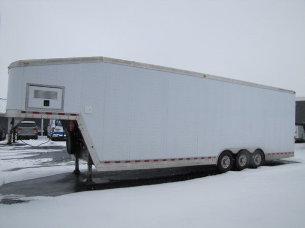 2006 Featherlite Trailers 4940 Gooseneck Dirt Modified Trail  for Sale $35,995