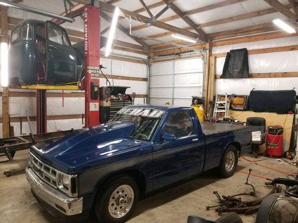 S10 Drag Truck
