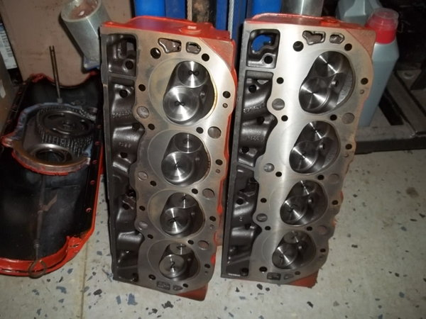 BBC GM Ovel port heads fresh ready for a 496ci or biger   for Sale $1,200
