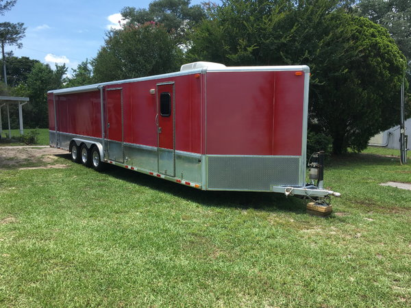 1999 Show Trailer  for Sale $14,900