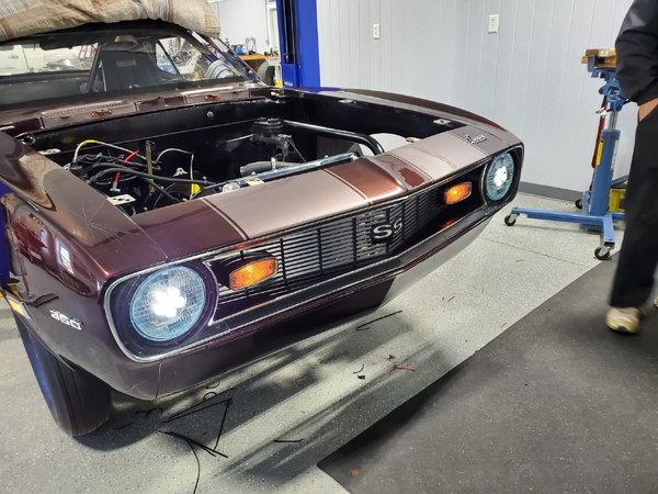 1968 camaro  for Sale $19,500