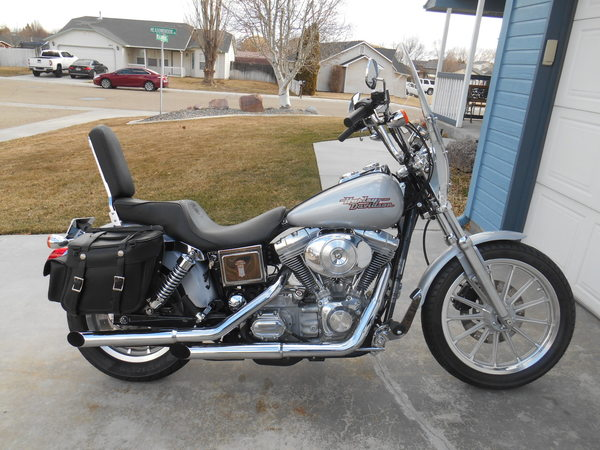 2002 HARLEY FXD SUPERGLIDE  for Sale $7,000