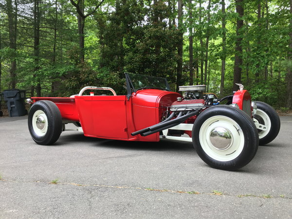 1929 Ford Roadster Pickup - Hot Rod!  for Sale $17,900