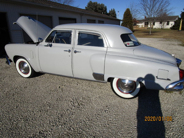 1951 Studebaker Commander  for Sale $23,995
