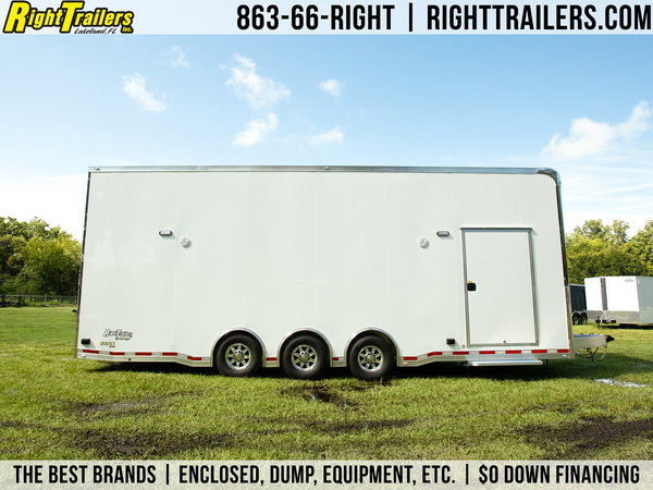 2021 Race Trailer Stacker Trailers - ATC Stacker Experts