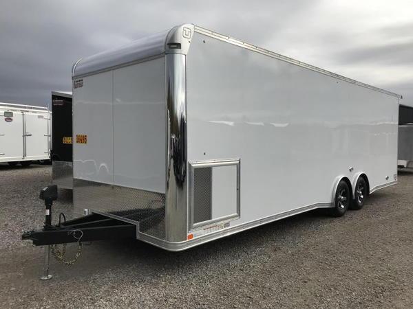 2019 United Trailer GEN 4- 8.5x28 Enclosed Race Trailer....S