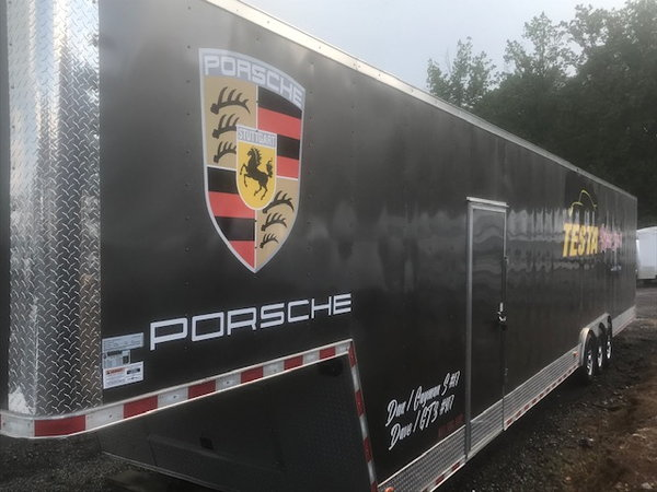 Two-Car 2019 Freedom Trailer  for Sale $30,000