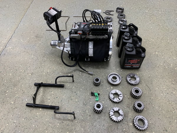 5 Speed Liberty Extreme T Transmission Package  for Sale $15,250