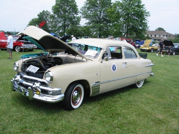 1951 Ford Custom  for Sale $25,000