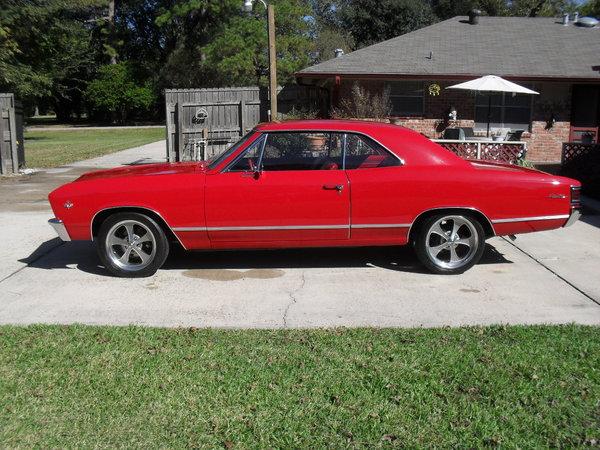 1967 Chevrolet Chevelle  for Sale $43,500
