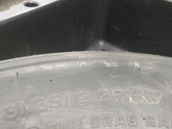 Mickey Thompson Pro Drag Radial  for Sale $495