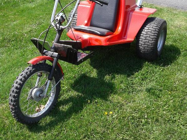 1973 Vintage MTD Trike