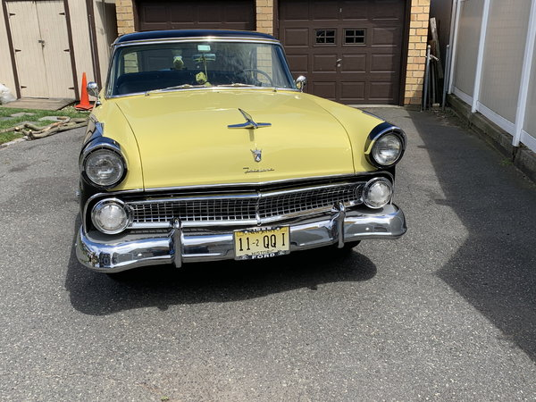 1955 Ford Victoria  for Sale $24,500