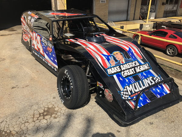 2017 Lethal Chassis Race Ready   for Sale $52,000