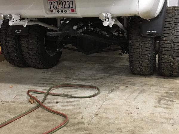 2004 Chevy Duramax 2.6 puller