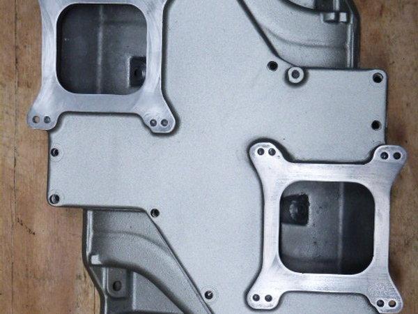 Mopar STR-12 Cross Ram Small Block Intake  for Sale $2,200
