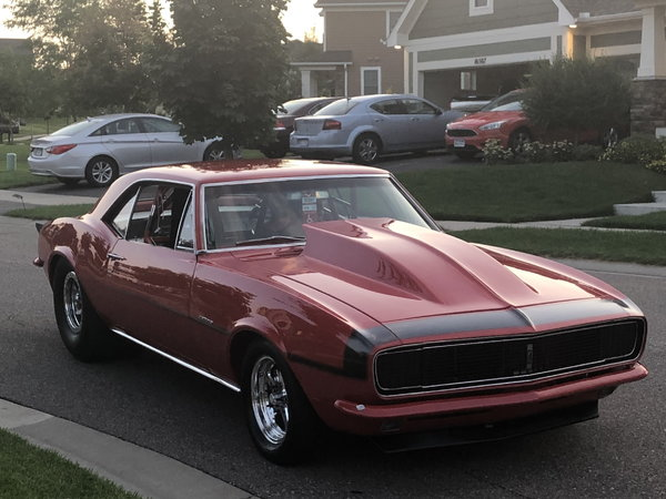1967 Camaro - $44,000 for Sale in Lakeville, MN | RacingJunk