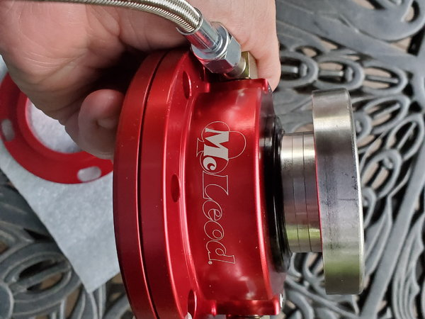 McLeod Hydraulic Throw Out Bearing  for Sale $350